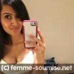 Tamara, jolie indienne de 27 ans disponible pour un homme dominant